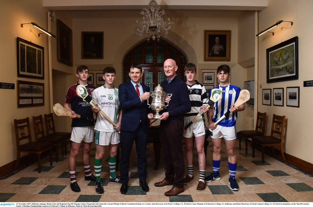 Top Oil Leinster Senior A Hurling Championship Launch
